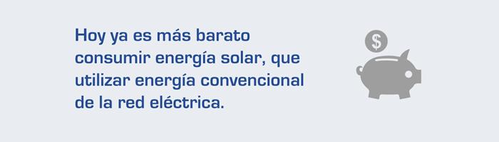 ErgoSolar - Es más barato consumir energía solar